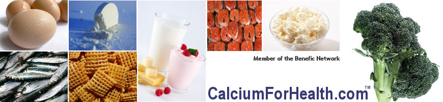 Home of Calcium for Health.com